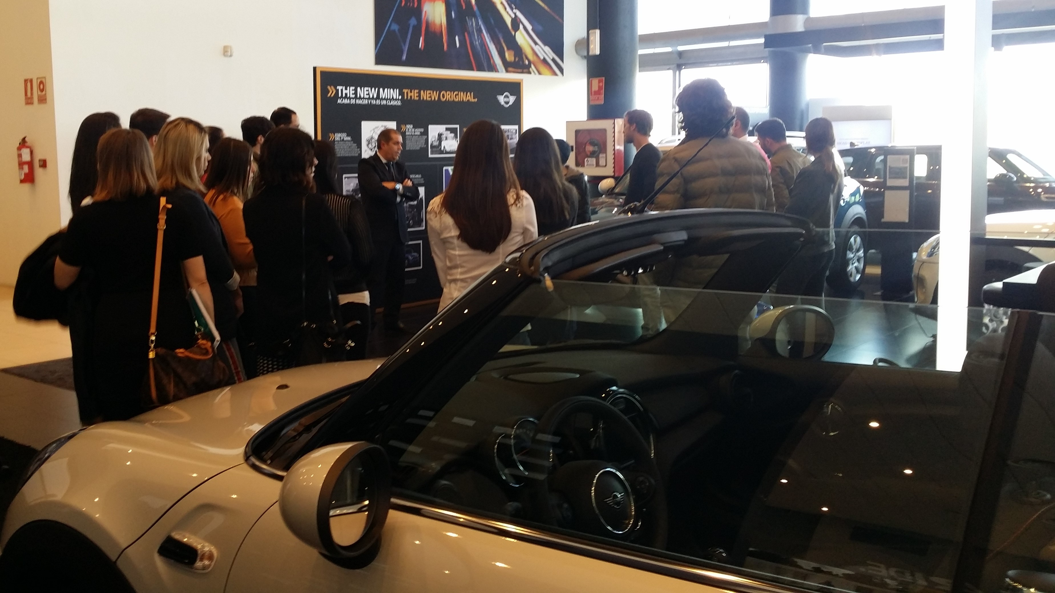 Seminario de retail en el sector del automóvil de la mano del Grupo Safamotor