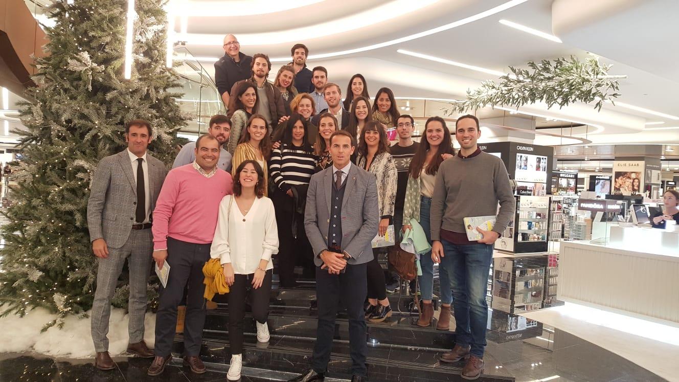 Seminario sobre el retail marketing en el sector del lujo