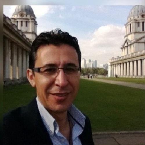 Sebastián Molinillo Jiménez