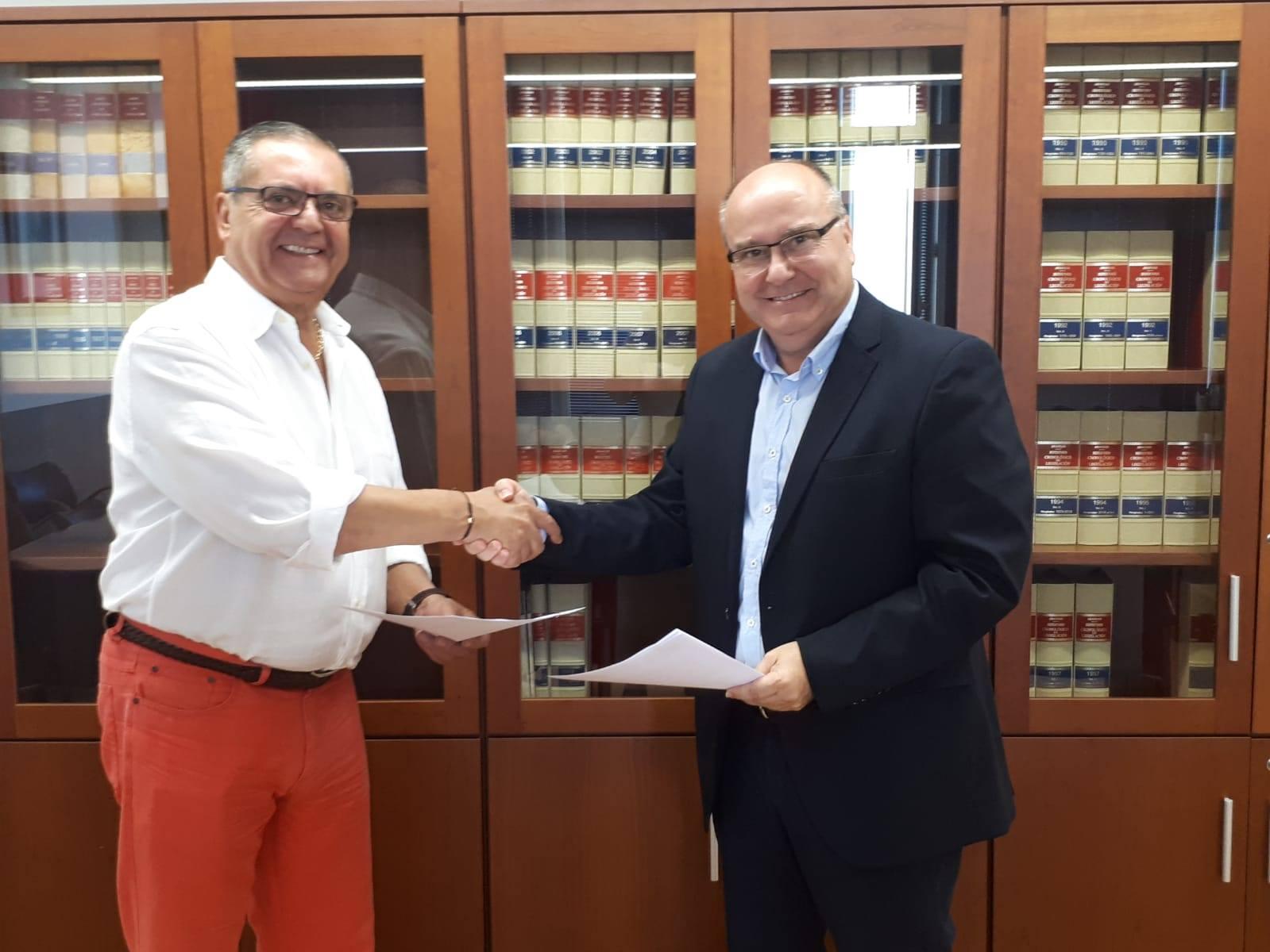 La Asociación de Comerciantes y Empresarios de Torremolinos colaborará con el Máster en Retail Marketing