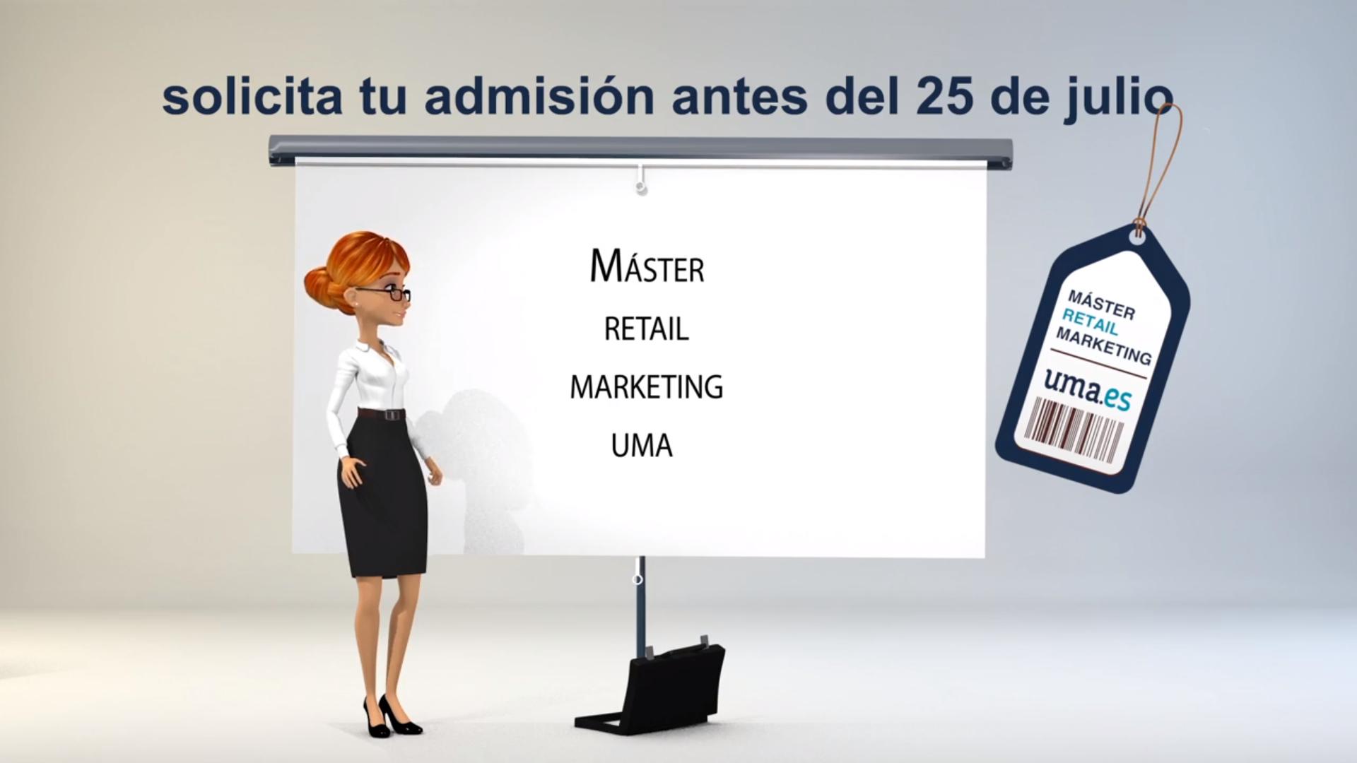 Consulta nuestro video resumen del Máster en Retail Marketing